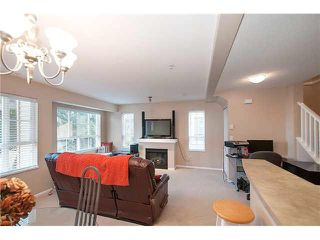 "Photo 3: 16 7503 18TH Street in Burnaby: Edmonds BE Townhouse for sale in ""SOUTHBOROUGH"" (Burnaby East)  : MLS®# V1110000"
