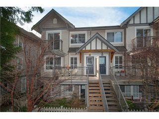 "Photo 1: 16 7503 18TH Street in Burnaby: Edmonds BE Townhouse for sale in ""SOUTHBOROUGH"" (Burnaby East)  : MLS®# V1110000"