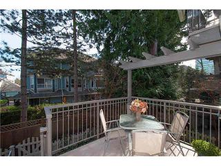 "Photo 19: 16 7503 18TH Street in Burnaby: Edmonds BE Townhouse for sale in ""SOUTHBOROUGH"" (Burnaby East)  : MLS®# V1110000"