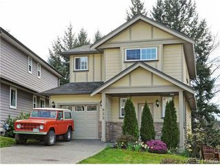 Photo 1: 933 Cavalcade Terr in VICTORIA: La Florence Lake Single Family Detached for sale (Langford)  : MLS®# 696675