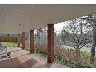 Photo 5: 616 CRESCENT Boulevard SW in Calgary: Elboya House for sale : MLS®# C4007989