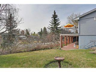 Photo 4: 616 CRESCENT Boulevard SW in Calgary: Elboya House for sale : MLS®# C4007989