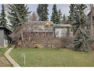 Photo 2: 616 CRESCENT Boulevard SW in Calgary: Elboya House for sale : MLS®# C4007989
