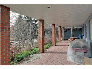 Photo 6: 616 CRESCENT Boulevard SW in Calgary: Elboya House for sale : MLS®# C4007989