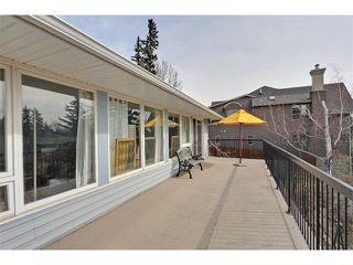 Photo 7: 616 CRESCENT Boulevard SW in Calgary: Elboya House for sale : MLS®# C4007989