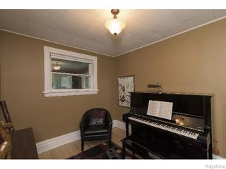Photo 8: 96 Ruby Street in WINNIPEG: West End / Wolseley Residential for sale (West Winnipeg)  : MLS®# 1518099