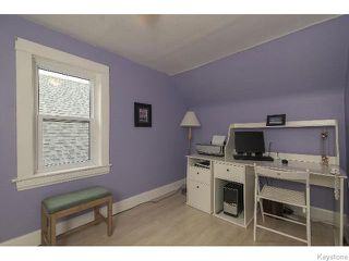 Photo 18: 96 Ruby Street in WINNIPEG: West End / Wolseley Residential for sale (West Winnipeg)  : MLS®# 1518099