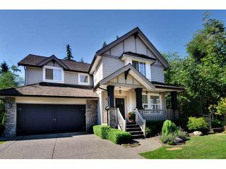 """Photo 1: 15072 34A Avenue in Surrey: Morgan Creek House for sale in """"WEST ROSEMARY ESTATES"""" (South Surrey White Rock)  : MLS®# F1445998"""