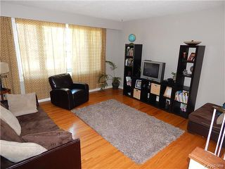 Photo 2: 75 Park Terrace Drive in WINNIPEG: Windsor Park / Southdale / Island Lakes Residential for sale (South East Winnipeg)  : MLS®# 1529913