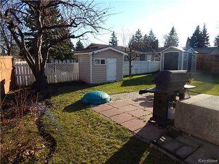Photo 17: 75 Park Terrace Drive in WINNIPEG: Windsor Park / Southdale / Island Lakes Residential for sale (South East Winnipeg)  : MLS®# 1529913