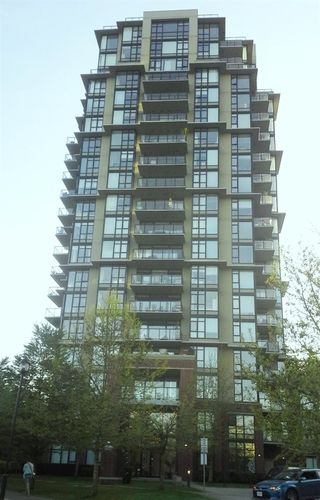 "Photo 1: 1002 11 E ROYAL Avenue in New Westminster: Fraserview NW Condo for sale in ""VICTORIA HILL HIGH RISE RESIDENCES"" : MLS®# R2054794"