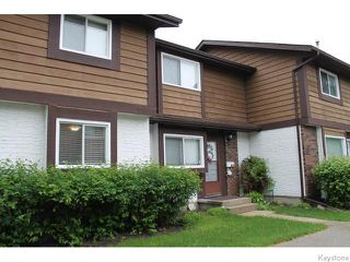 Photo 1: 43 Eric Street in Winnipeg: Condominium for sale : MLS®# 1614399