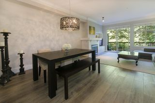 "Photo 3: 3121 CAPILANO Crescent in North Vancouver: Capilano NV Townhouse for sale in ""CAPILANO RIDGE"" : MLS®# R2085217"
