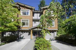 "Photo 1: 3121 CAPILANO Crescent in North Vancouver: Capilano NV Townhouse for sale in ""CAPILANO RIDGE"" : MLS®# R2085217"