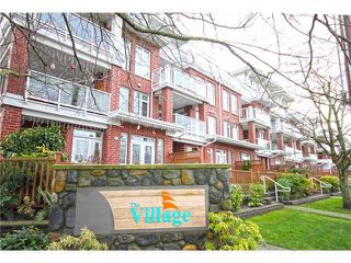 "Photo 1: 319 4280 MONCTON Street in Richmond: Steveston South Condo for sale in ""THE VILLAGE AT IMPERIAL LANDING"" : MLS®# R2096749"