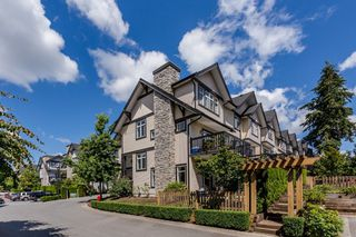 "Photo 1: 70 19932 70 Avenue in Langley: Willoughby Heights Townhouse for sale in ""Summerwood"" : MLS®# R2114626"