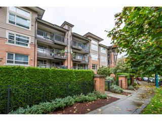 "Photo 2: 410 700 KLAHANIE Drive in Port Moody: Port Moody Centre Condo for sale in ""BOARDWALK"" : MLS®# R2117002"