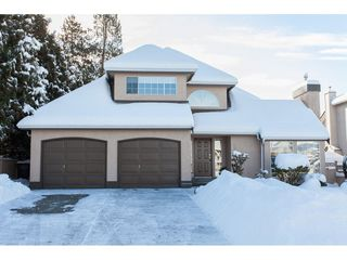 "Photo 1: 18212 CLAYTONHILL Drive in Surrey: Cloverdale BC House for sale in ""Clayton West Estates"" (Cloverdale)  : MLS®# R2136817"