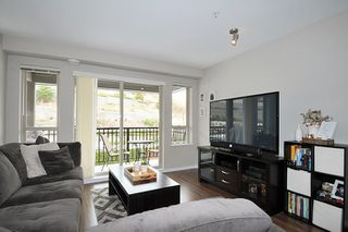 "Photo 3: 303 3178 DAYANEE SPRINGS Boulevard in Coquitlam: Westwood Plateau Condo for sale in ""TAMARACK"" : MLS®# R2139006"