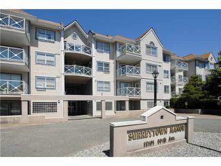"""Main Photo: 215 12101 80 Avenue in Surrey: Queen Mary Park Surrey Condo for sale in """"Surrey Town Manor"""" : MLS®# R2143615"""