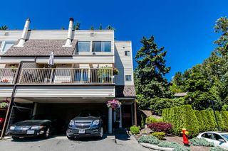 Photo 4: 201 1220 FALCON Drive in Coquitlam: Upper Eagle Ridge Townhouse for sale : MLS®# R2152362