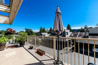 Photo 9: 201 1220 FALCON Drive in Coquitlam: Upper Eagle Ridge Townhouse for sale : MLS®# R2152362