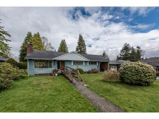 "Photo 1: 1125 BARTLETT Avenue in Coquitlam: Harbour Chines House for sale in ""HARBOUR CHINES"" : MLS®# R2157498"
