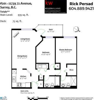 Photo 20: 201 12739 72 Avenue in Surrey: West Newton Condo for sale : MLS®# R2172940