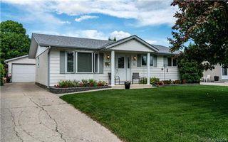 Main Photo: 11 Thunder Bay in Winnipeg: Meadowood Residential for sale (2E)  : MLS®# 1716053
