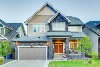 Main Photo: 84 WESTLAND Crescent SW in Calgary: West Springs House for sale : MLS®# C4124776