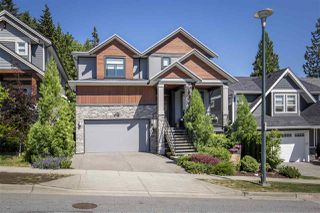 Photo 1: 1313 HOLLYBROOK Street in Coquitlam: Burke Mountain House for sale : MLS®# R2186847