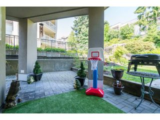"Photo 16: 111 519 TWELFTH Street in New Westminster: Uptown NW Condo for sale in ""KINGSGATE"" : MLS®# R2189199"