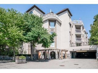 "Photo 1: 111 519 TWELFTH Street in New Westminster: Uptown NW Condo for sale in ""KINGSGATE"" : MLS®# R2189199"