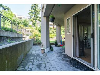 "Photo 18: 111 519 TWELFTH Street in New Westminster: Uptown NW Condo for sale in ""KINGSGATE"" : MLS®# R2189199"