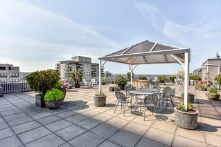 "Photo 18: 1307 615 BELMONT Street in New Westminster: Uptown NW Condo for sale in ""BELMONT TOWER"" : MLS®# R2189806"
