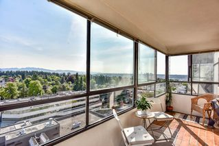 "Photo 11: 1307 615 BELMONT Street in New Westminster: Uptown NW Condo for sale in ""BELMONT TOWER"" : MLS®# R2189806"