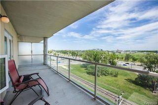 Photo 17: 510 60 Shore Street in Winnipeg: Fairfield Park Condominium for sale (1S)  : MLS®# 1723386
