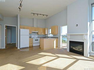 Photo 3: 409 90 Regatta Landing in VICTORIA: VW Victoria West Condo Apartment for sale (Victoria West)  : MLS®# 383115