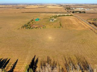 Photo 1: 53134 RR 225 Road: Rural Strathcona County Land Commercial for sale : MLS®# E4083673