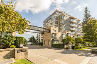 "Photo 1: 108 9288 UNIVERSITY Crescent in Burnaby: Simon Fraser Univer. Condo for sale in ""NOVO"" (Burnaby North)  : MLS®# R2215096"