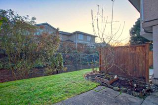"Photo 18: 18 2458 PITT RIVER Road in Port Coquitlam: Mary Hill Townhouse for sale in ""SHAUGNESSY MEWS"" : MLS®# R2232371"