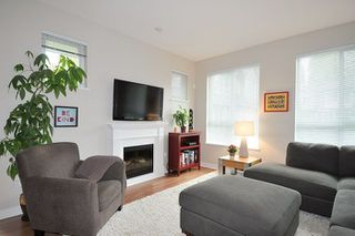 "Photo 3: 122 1480 SOUTHVIEW Street in Coquitlam: Burke Mountain Townhouse for sale in ""CEDAR CREEK NORTH"" : MLS®# R2262890"