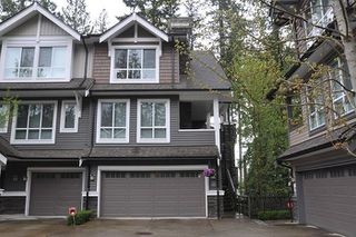"Photo 1: 122 1480 SOUTHVIEW Street in Coquitlam: Burke Mountain Townhouse for sale in ""CEDAR CREEK NORTH"" : MLS®# R2262890"