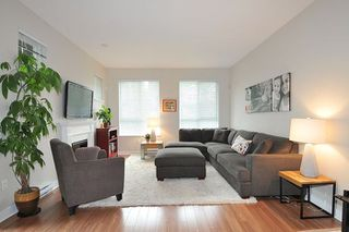 "Photo 2: 122 1480 SOUTHVIEW Street in Coquitlam: Burke Mountain Townhouse for sale in ""CEDAR CREEK NORTH"" : MLS®# R2262890"