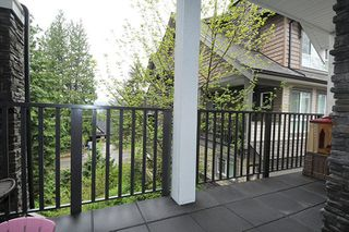 "Photo 6: 122 1480 SOUTHVIEW Street in Coquitlam: Burke Mountain Townhouse for sale in ""CEDAR CREEK NORTH"" : MLS®# R2262890"