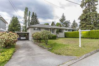 Photo 1: 698 DANVILLE Court in Coquitlam: Central Coquitlam House for sale : MLS®# R2268051