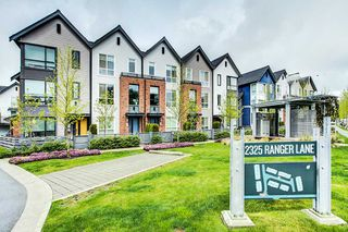 "Photo 2: 37 2325 RANGER Lane in Port Coquitlam: Riverwood Townhouse for sale in ""Freemont Blue"" : MLS®# R2271071"