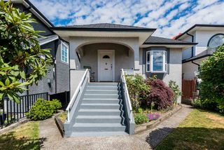 Photo 1: 3553 TRIUMPH Street in Vancouver: Hastings East House for sale (Vancouver East)  : MLS®# R2273868