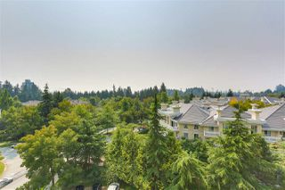 "Photo 8: 805 5775 HAMPTON Place in Vancouver: University VW Condo for sale in ""The Chatham"" (Vancouver West)  : MLS®# R2298660"