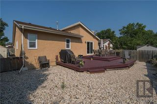Photo 18: 46 Timmerman Place in Winnipeg: Harbour View South Residential for sale (3J)  : MLS®# 1828042